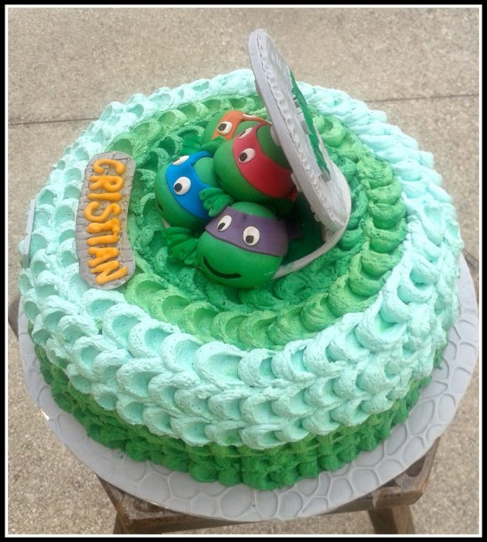 TMNT Ninjas Turtles, Birthday Parties, Cake Design, Cake Ideas, Parties Ideas, Ninja Turtle Cakes, Ninja Turtles, Turtles Cake, Birthday Cake
