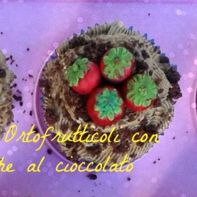 Cupcake ortofrutticoli!
