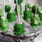Cake pops Ranocchie!!