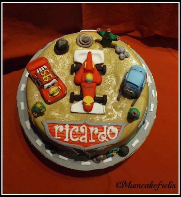 Disney Cars Cake Ideas