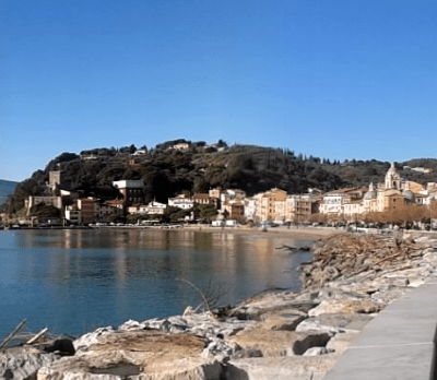 Cartoline dalla Liguria – Photoshoot San Terenzo e Lerici