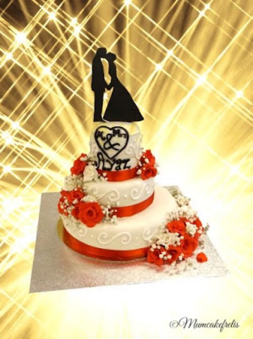Come scegliere la wedding cake - guest post per Tulle e confetti