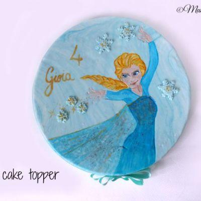 Elsa cake topper per Gioia                                        5/5(1)