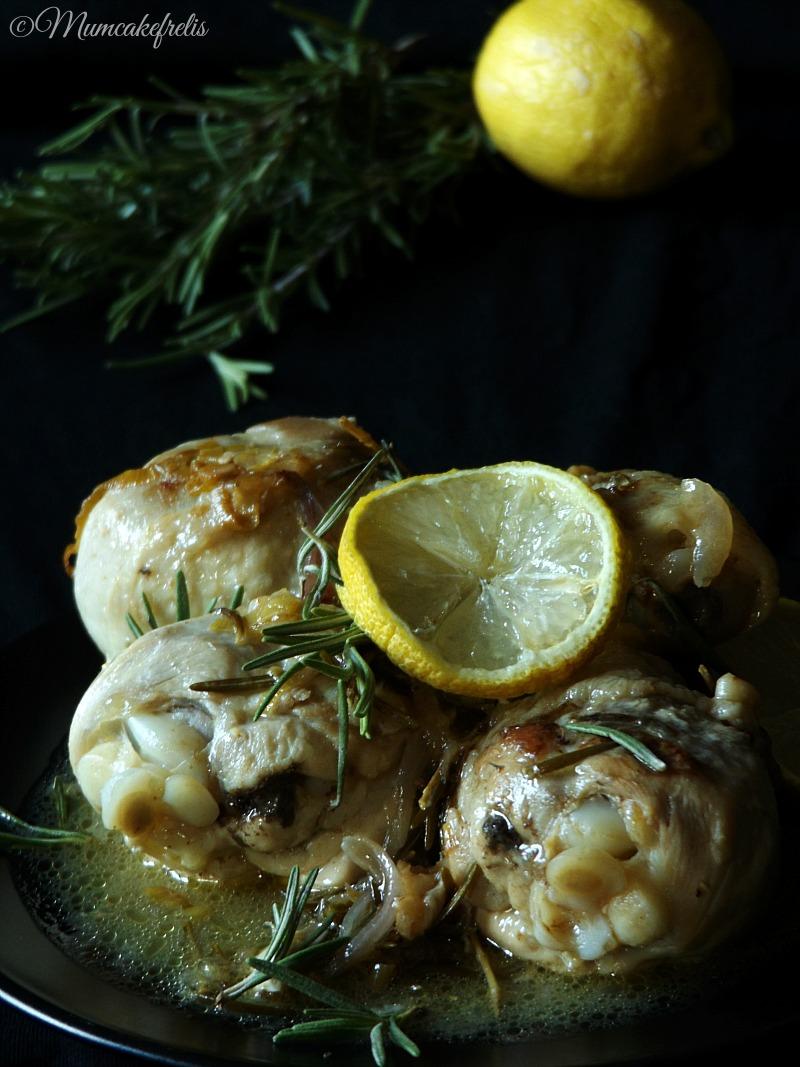 Pollo al limone e rosmarino (2)