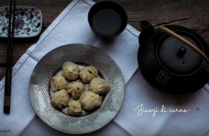 Ravioli cinesi – Jiaozi