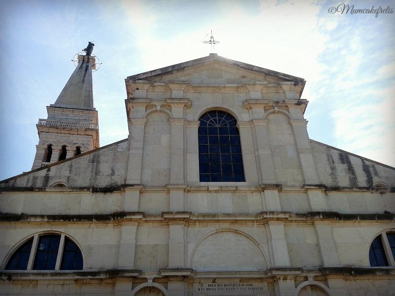 Chiesa di S. Eufemia a Rovigno