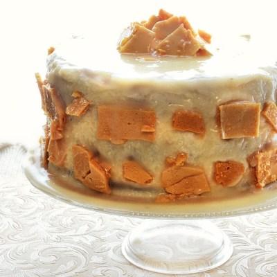 The honey, honey, honey, honey cake (& Cardamom)
