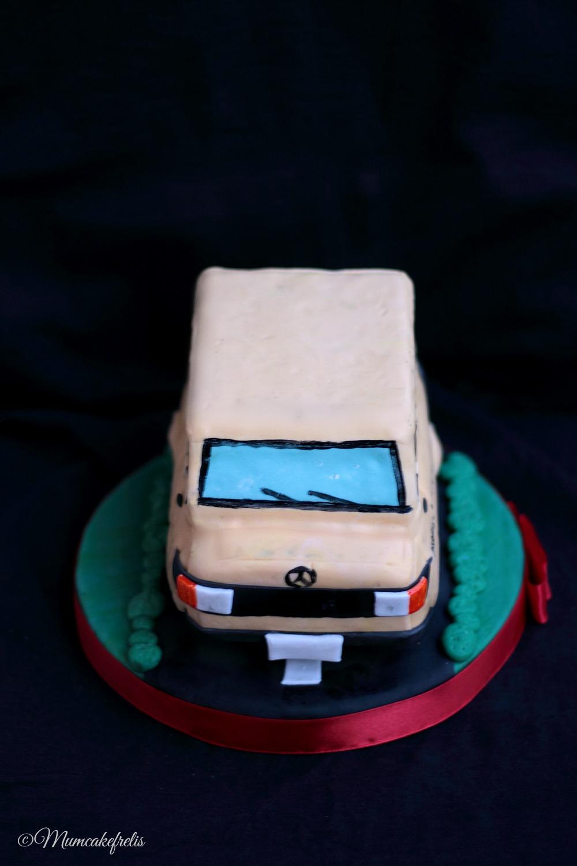 cake topper scuola bus