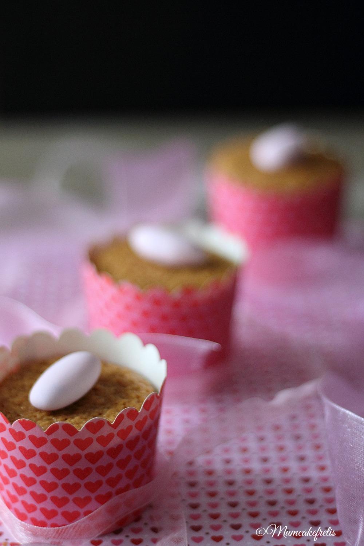 cupcake al latte di cocco pronti in 25 minuti