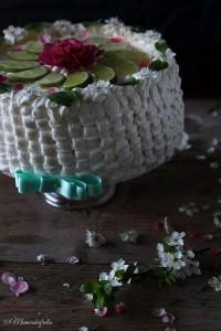 torta al lime e menta Torta Fluffosissima