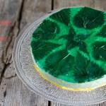 con cheesecake alle Ortiche da Fare in Casa