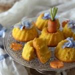 ciambelline fluffose alle carote