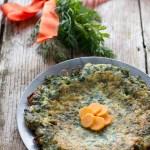 ricette con ciuffi di carote