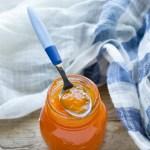 marmellata di melone e vaniglia