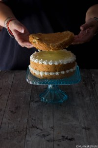naked cake how to