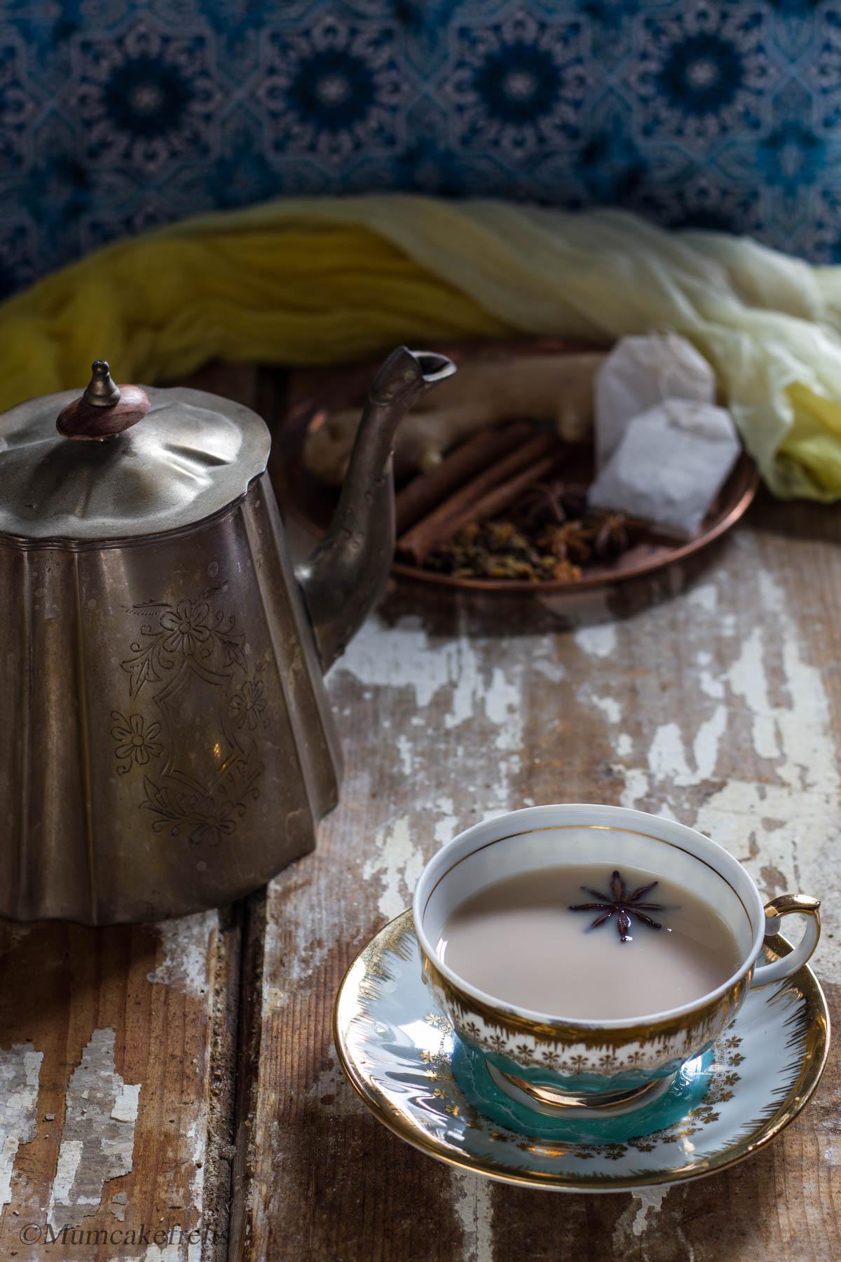 masala chai Tea Latte