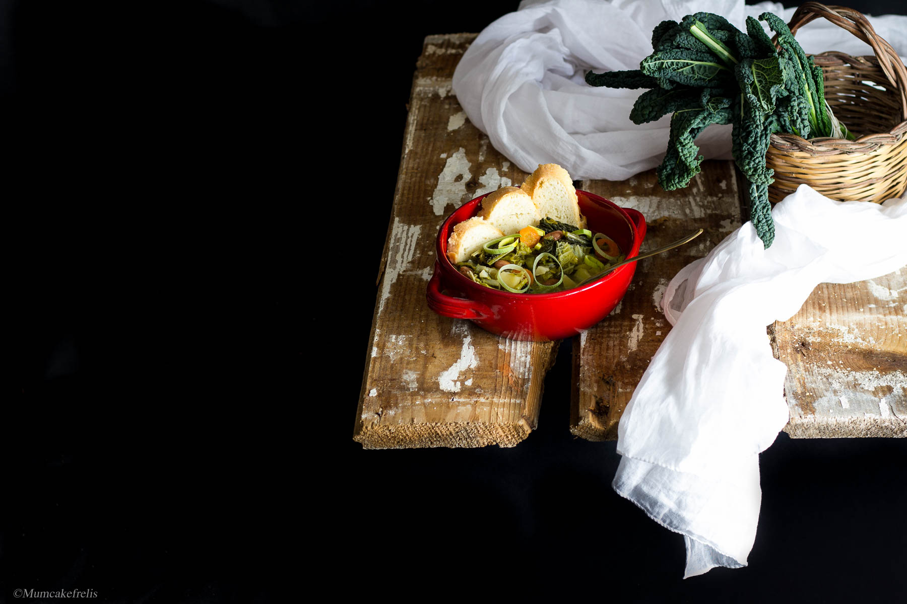 La Ribollita Toscana di Artusi - mum cake frelis