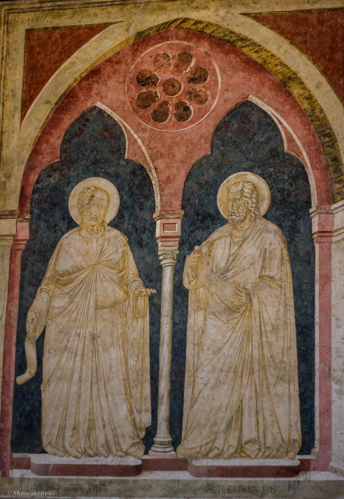 abbazia pomposa affreschi