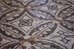 mosaici abbazia di pomposa