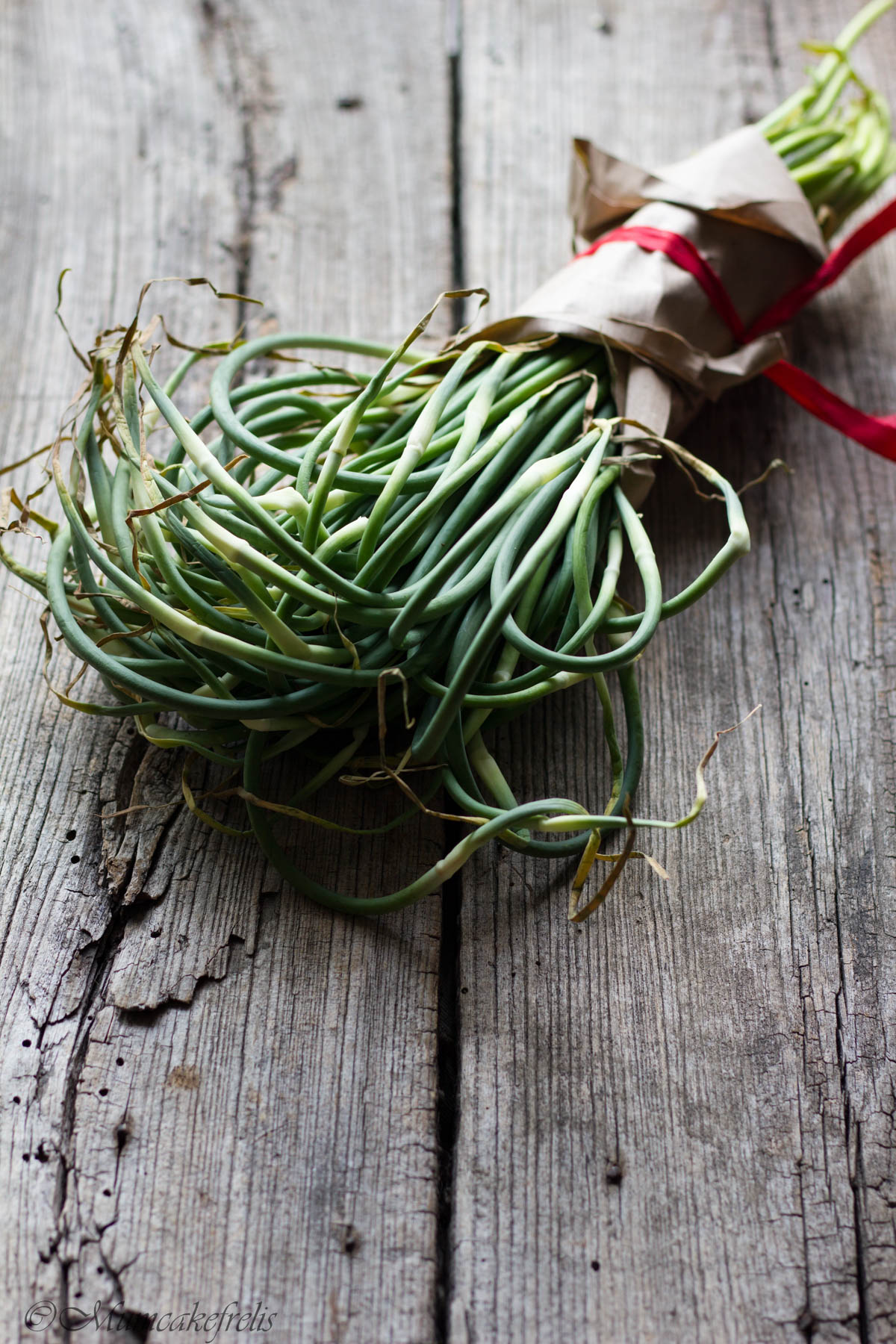 talli d'aglio come pulirli