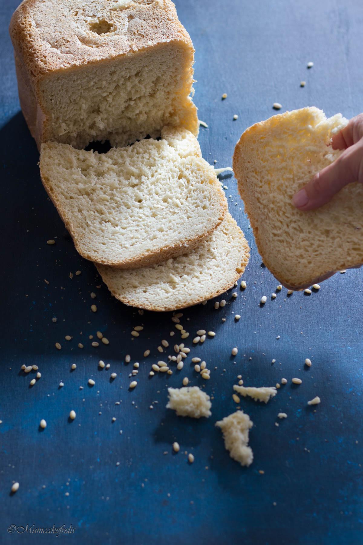 pane orzo e malto di riso