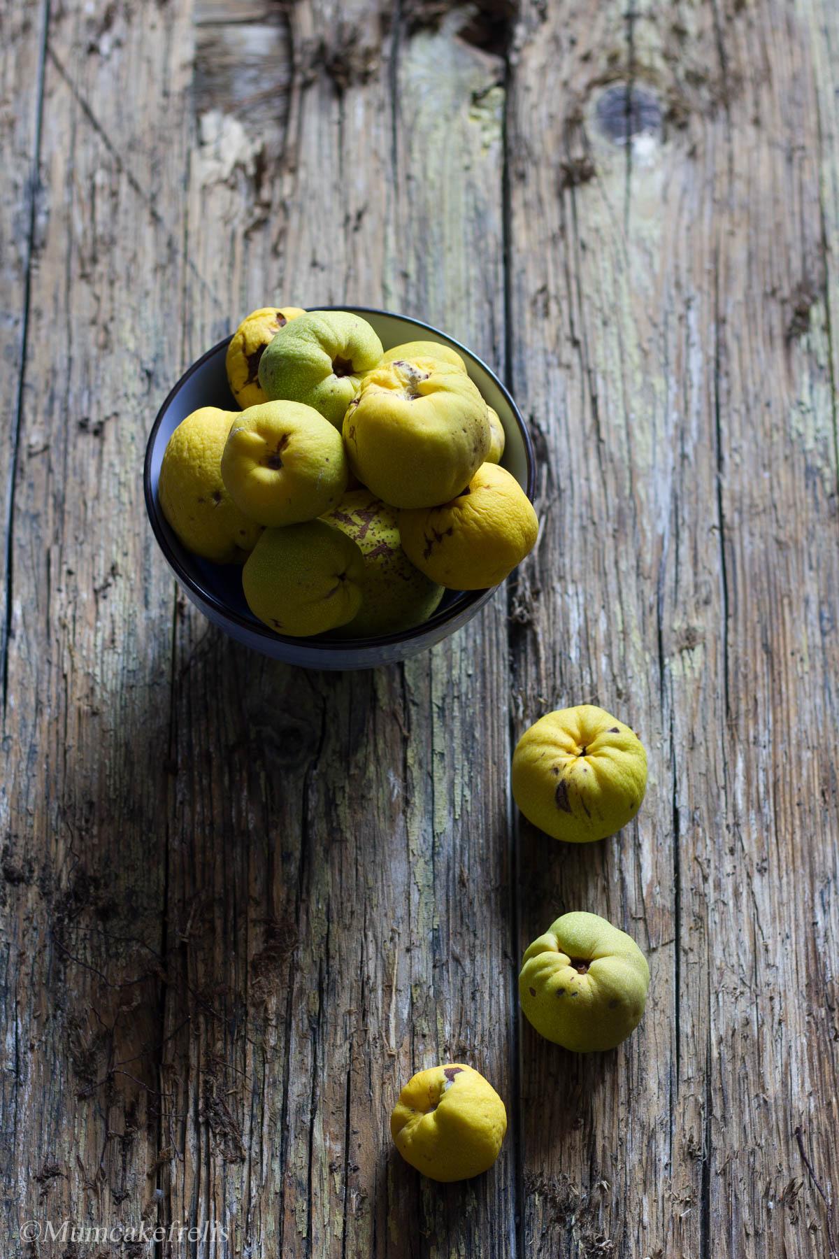 pectina naturale della mela cotogna giapponese