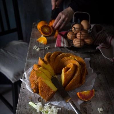 Pan d'arancio, un dolce che profuma di Sicilia.                                        5/5(6)