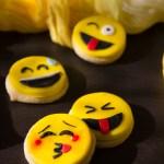 Biscotti emoji, le faccine divertenti!