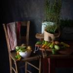 I ripieni alla ligure: zucchine e fiori di zucca!
