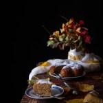 una versione della Molly cake con caffè d'orzo