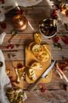 la ricetta dei tortini salati con funghi misti