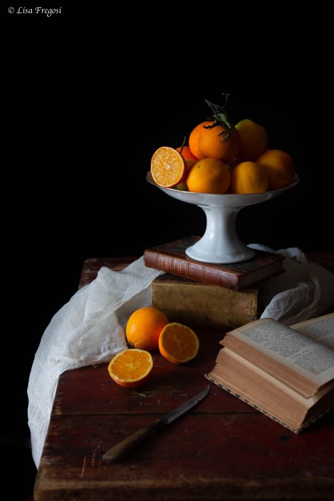 arance fotografia
