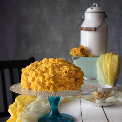 Torta mimosa, un dolce fiore per la festa della donna                                        5/5(2)