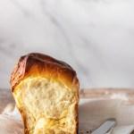 Pane Hokkaido, Il pane dolce asiatico al latte!
