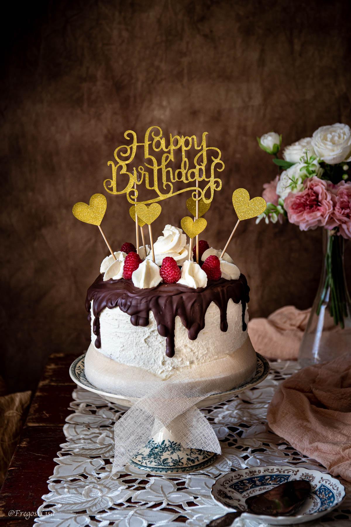 drip cake torta scenografica