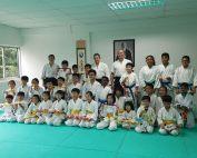Aikido Grading Kids