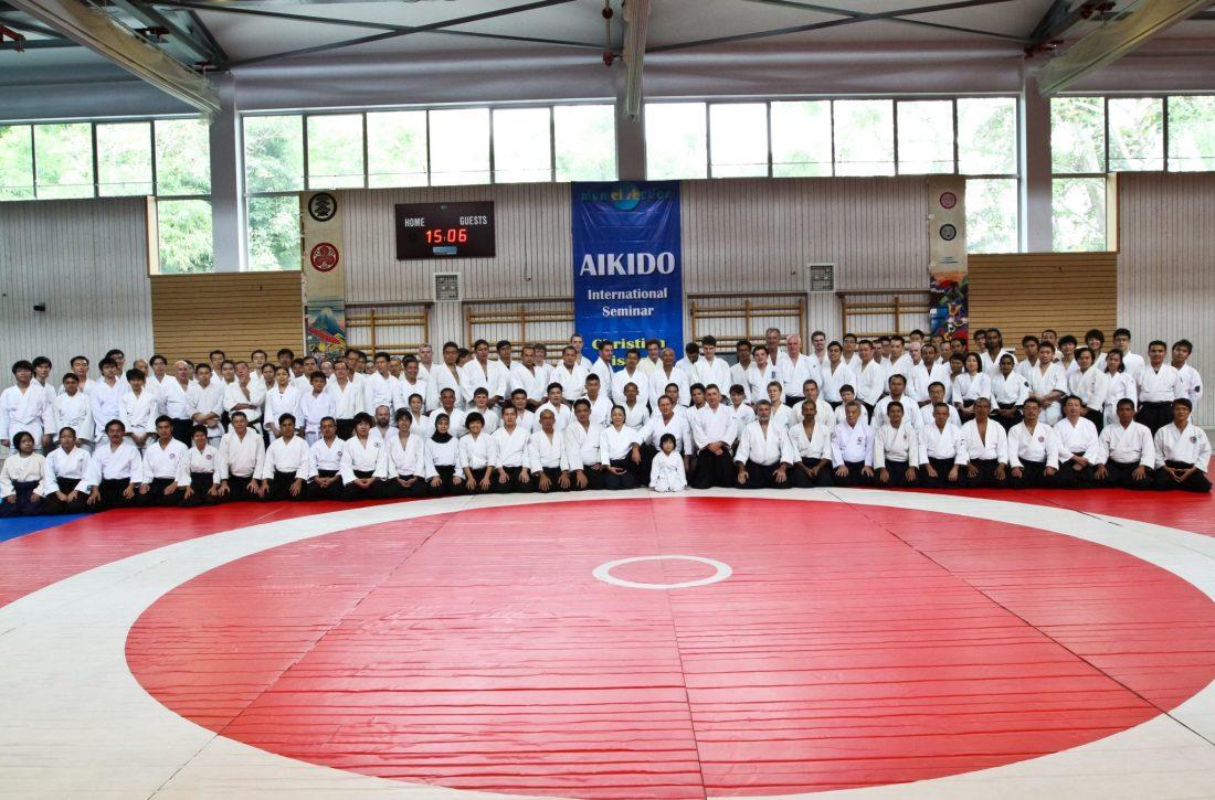 Christian Tissier Sensei Aikido Seminar Singapore