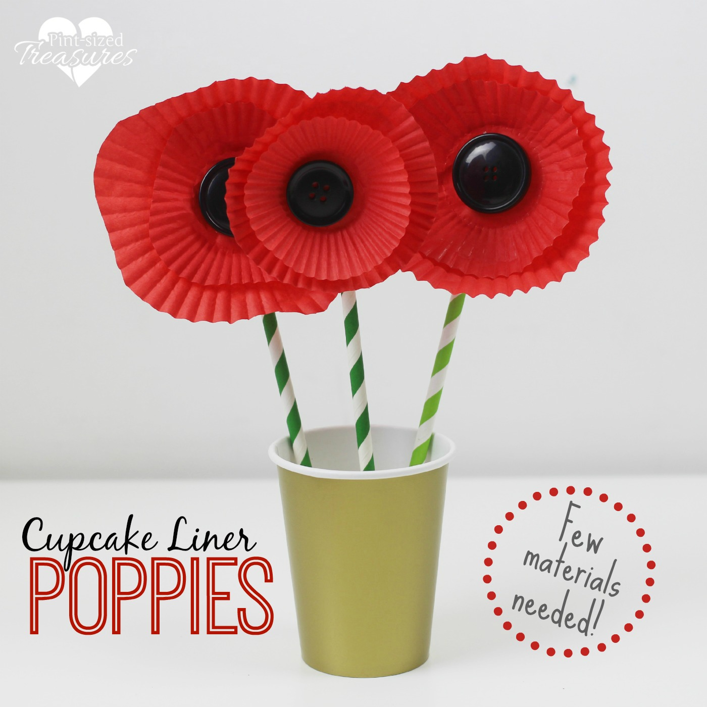 Homemade Flowers For Kids To Make