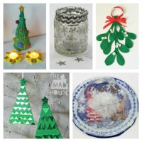 Over 35 Christmas Decorations, Crafts and Gifts Kids Can