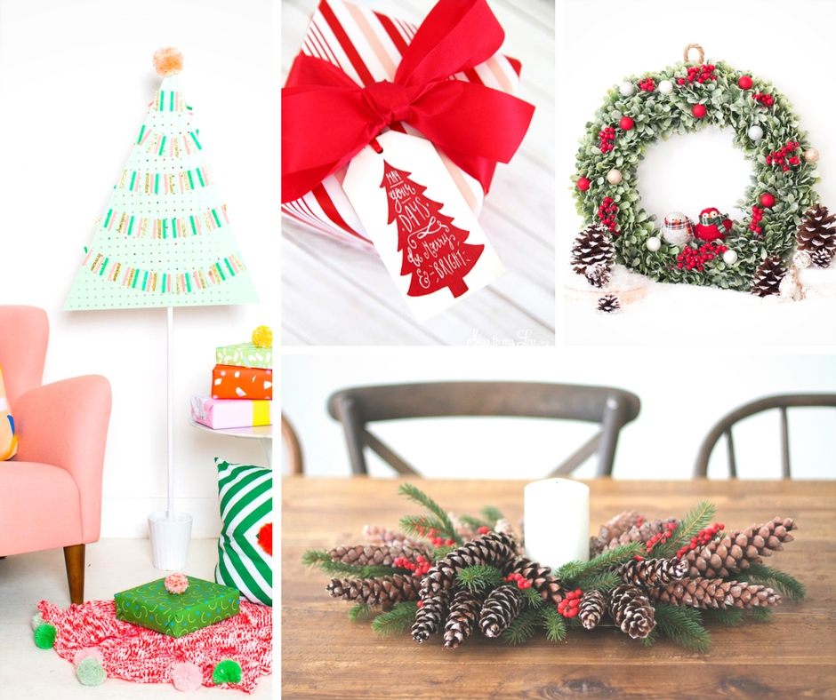Diy Christmas Craft Decorations