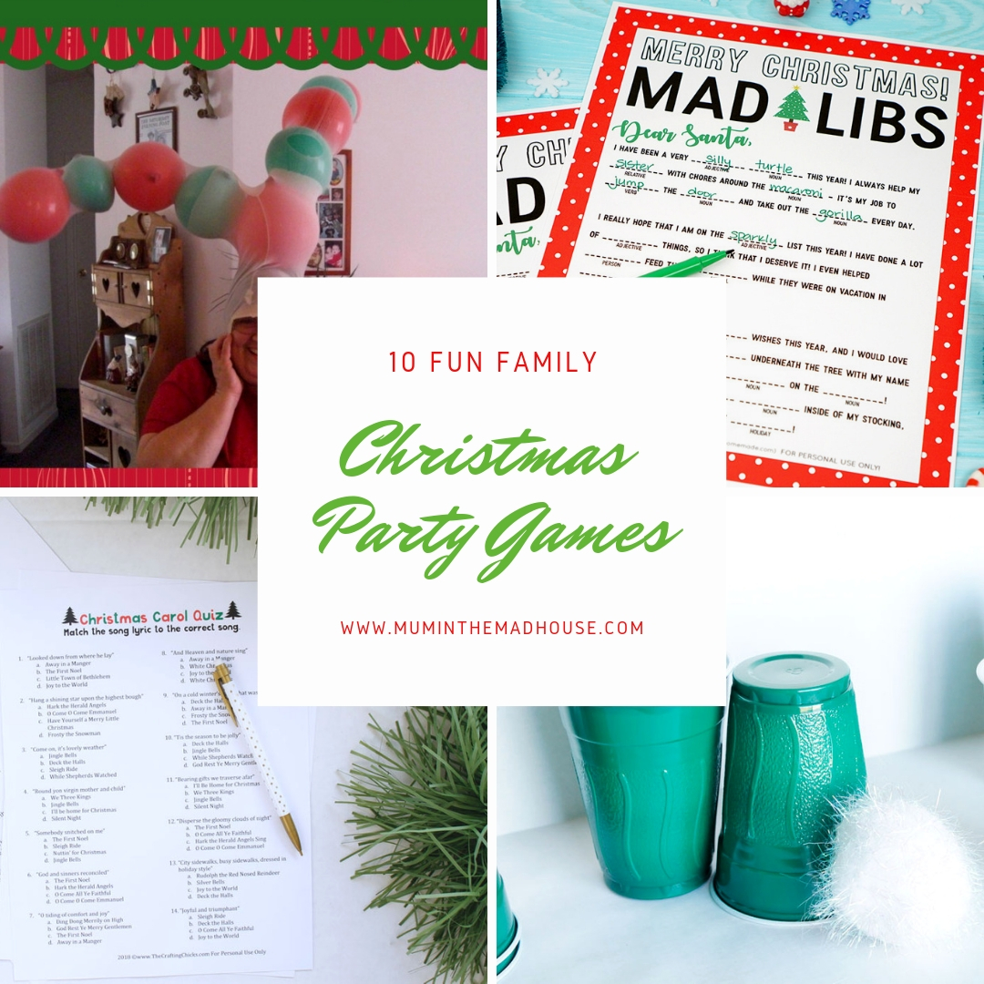 10 fun family christmas