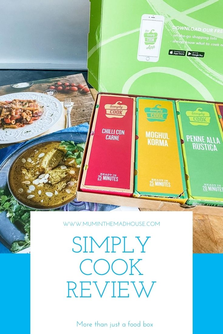 What We Cooked At Home During Lock-Down (Simply Cook Review)