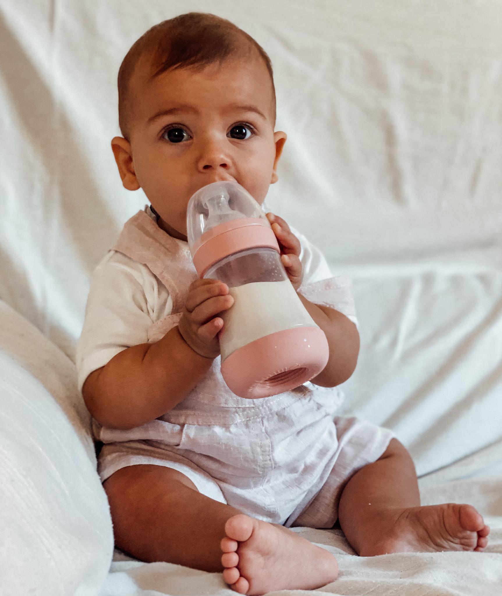 l'allattamento misto e HIPP COMBIOTIC BIOLOGICO.
