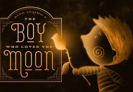 The Boy Who Loved the Moon