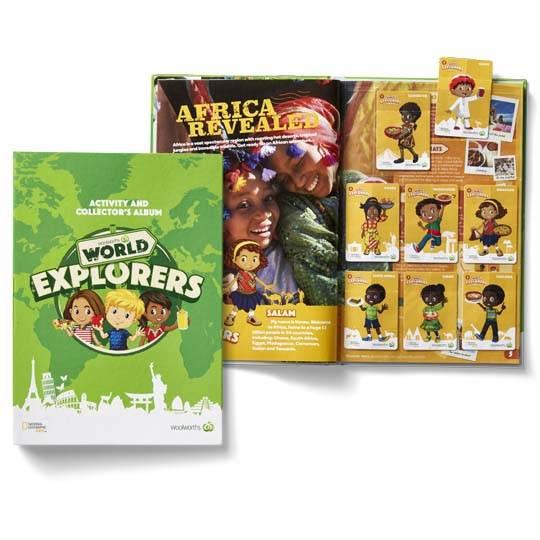 Woolworths explorers