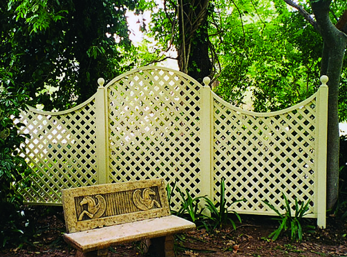 Thomsons Outdoor Pine Screens
