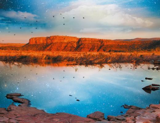 Diamond Sky by Annie Seaton