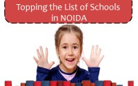 list of schools in Noida