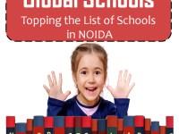 list of schools in Noida