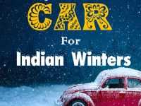 prepare your car for indian winters